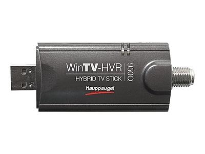 HAUPPAUGE 1191 USB Tuner Hybrid TV Stick, 2.7