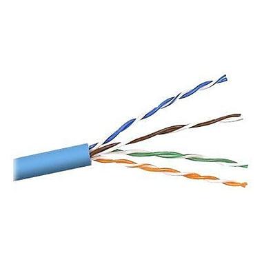 Belkin A7J304-500-BLU 500' CAT-5e Bulk Cable, Blue