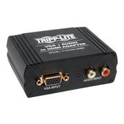 Tripp Lite P116-000-HDMI HDMI to VGA Signal Converter, Black