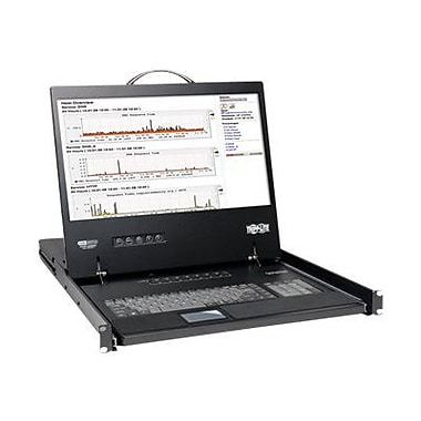 Tripp Lite B040-008-19 NetController VGA Console KVM Switch, 8 Ports