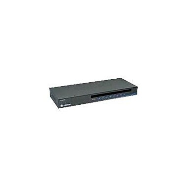 TRENDNET TK-803R USB/PS/2 Rack Mount KVM Switch, 8 Ports
