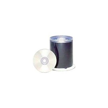 Maxell 648720 700 MB CD-R Spindle, 100/Pack