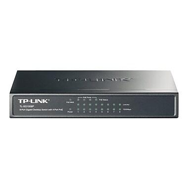 TP-LINK 8-Port Gigabit Desktop Switch with 4-Port PoE (TL-SG1008P)