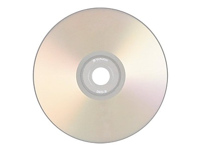 Verbatim 97283 4.7 GB DVD-R Spindle, 50/Pack