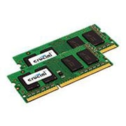 Crucial CT51264BF160B 4GB DDR3 204-Pin Laptop Memory Module