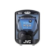 JVC HA-NC80 Over-Ear Noise Canceling Headphone, Black