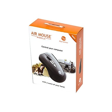 Gyration GYM2200 Wireless SA Air Mobile Laser Mouse