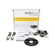 StarTech PEX2S952 2 Port Native PCI-Express RS232 Serial Adapter Card
