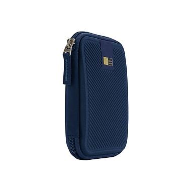 Case Logic® EHDC-101DARKBLUE Portable Hard Drive Case