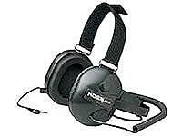 Koss QZ5 Stereo/Mono Passive Noise Reduction On-Ear Headphone, Black