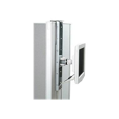 Kensington K60058 Cubicle Hanger for 20 lbs. Flat Panel Monitor, Silver