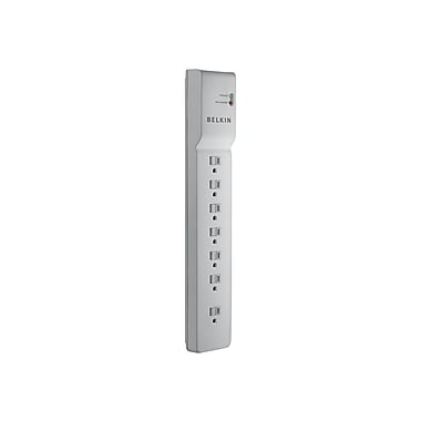 Belkin® 7-Outlet 750 Joule Commercial Surge Protector With 6' Cord