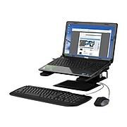 Kensington® Insight Adjustable Notebook Stand For Kensington Docking Station, Black