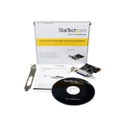StarTech PEX1PLP 1 Port PCI-Express Low Profile Parallel Adapter Card