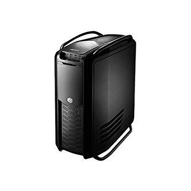 Cooler Master® Full Tower Cosmos II System Cabinet, Midnight Black