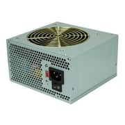 Coolmax® V-500 ATX12V Power Supply, 500 W