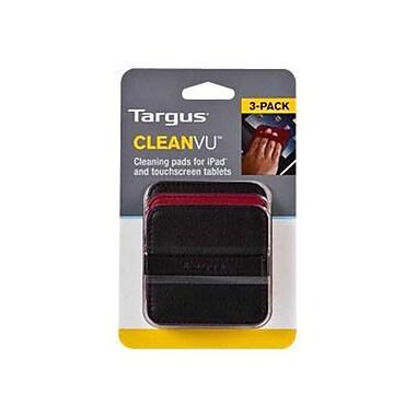 Targus® CleanVu™ Cleaning Pad For iPad, Black, 2.95