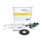 StarTech PCI2S550 2 Port PCI Standard Profile Serial Adapter Card