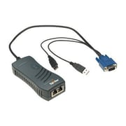 Lantronix® SLS200USB0-01 KVM Over IP Switch, 1 Ports