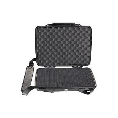Pelican™ HardBack™ 1075 Carrying Case With Foam, Black
