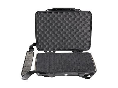 Pelican™ HardBack™ 1075 Carrying Case With Foam, Black