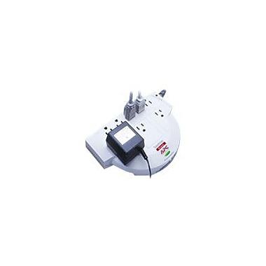APC® SurgeArrest NET8 8-Outlet 1120 Joule Surge Suppressor With 6' Cord