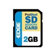 Edge™ PE201265 ProShot 2GB (1 x 2GB) SD Flash Memory Card