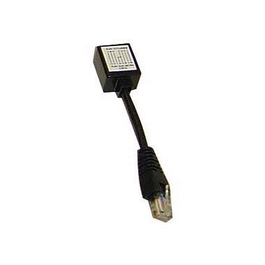 Avocent® ADB0039 Cyclades - Crossover RJ-45F to RJ-45M Sun/Cisco Crossover Adapter, Copper