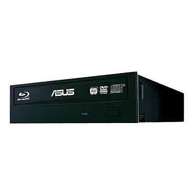 Asus BW-16D1HT Internal Blu-ray Writer, Black