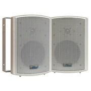 Pyleaudio® PD-WR63 Indoor/Outdoor Speaker Box, White