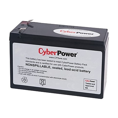 Cyberpower RB1280 12 VDC Replacement Battery