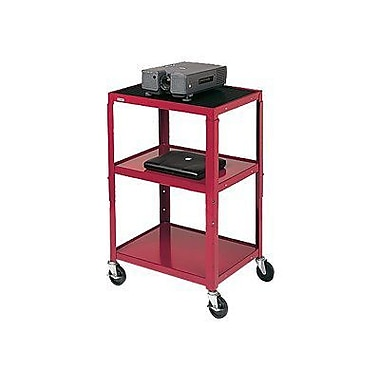 Bretford® A2642 Height Adjustable AV Cart For 13