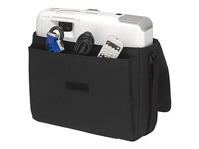 Epson® V12H001K64 Soft Carrying Case For Epson® PowerLite 92, 93, 95, 96W, 905, 915W, 1835, Black
