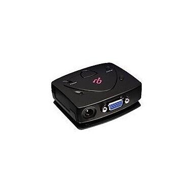 Aluratek 2-Port VGA Video Splitter