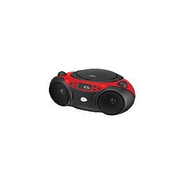 GPX® BC232R Radio/CD Player Boombox