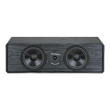 BIC America™ DV-62CLRS 2-Way Center Channel Speaker, Black