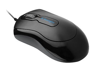 Kensington K72358US USB Wired Optical Mouse, Black