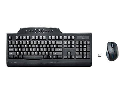 Kensington® Pro Fit® 72408 Wireless Media Desktop Set