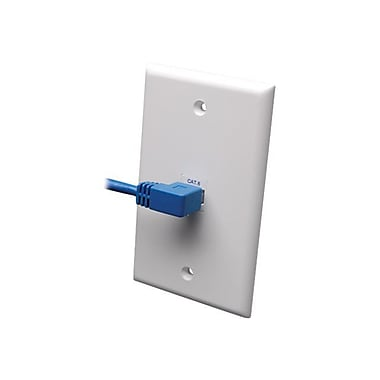 Tripp Lite N204-010-BL-LA 10' CAT-6 Gigabit Molded Patch Cable, Blue