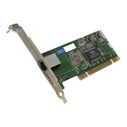 AddOn ADD-PCI-1RJ45 Single RJ45 Port Gigabit Ethernet Network Interface Card