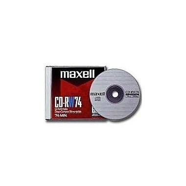 Maxell 4x CD Rewritable Media