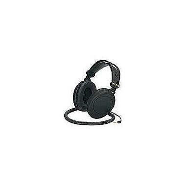 Koss R80 Over-Ear Stereo Headphone, Black