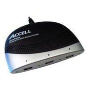 Accell K088B-001B 3.75' DisplayPort Adapter, Black