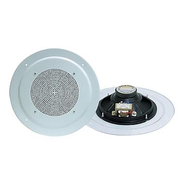 Pyleaudio® PD-ICS8 Full Range 2-Way Ceiling Speaker System, White