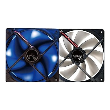 Antec® Twocool™ 140 Case Fan With Blue LED, 1200 RPM