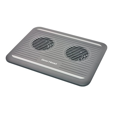 Gear Head™ Dual-Cool Cooling Pad For 17