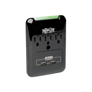 Tripp Lite® Protect It! 3-Outlet 540 Joule Surge Suppressor