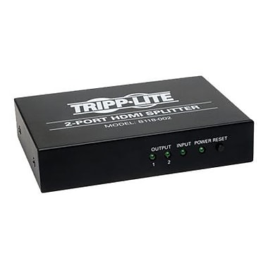 Tripp Lite® B118-002 2-Port HDMI Splitter
