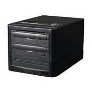 Aleratec™ 260155 Standalone 1:1 Copy Cruiser Pro HS CD/DVD Duplicator, USB 2.0 Interface