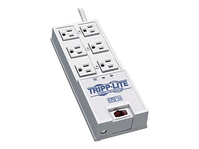 Tripp Lite Protect it!® 6-Outlet 2420 Joule Surge Suppressor With 6' Cord
